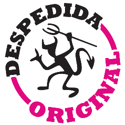 logotipo despedida original madrid