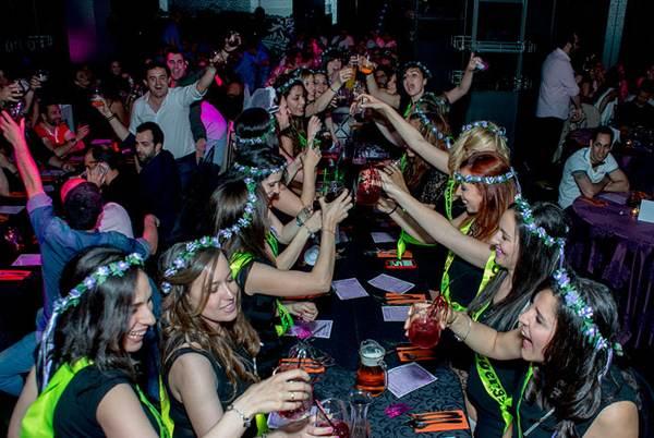 chicas en despedida de soltera en Madrid