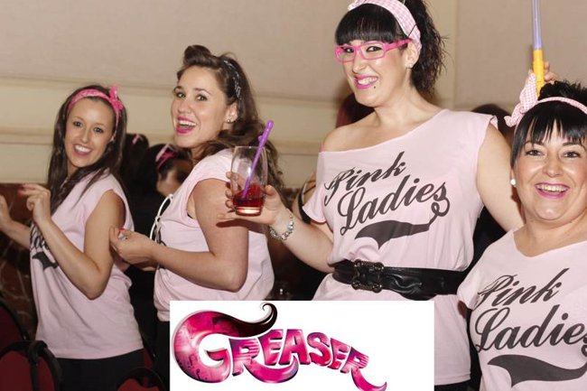 despedida restaurante Grease