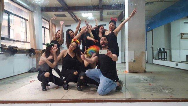 clases de baile para despedidas