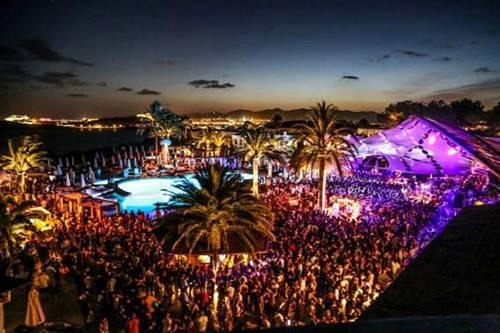 foto de discoteca pacha en Ibiza