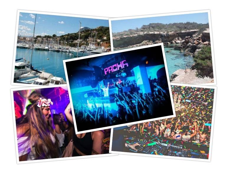 Actividades para despedida de soltera en Ibiza