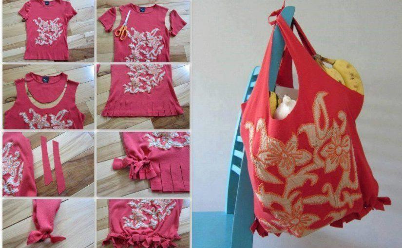 Cómo reutilizar tu ropa y crear nuevas prendas