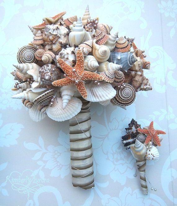 ramo de novia original para hacer
